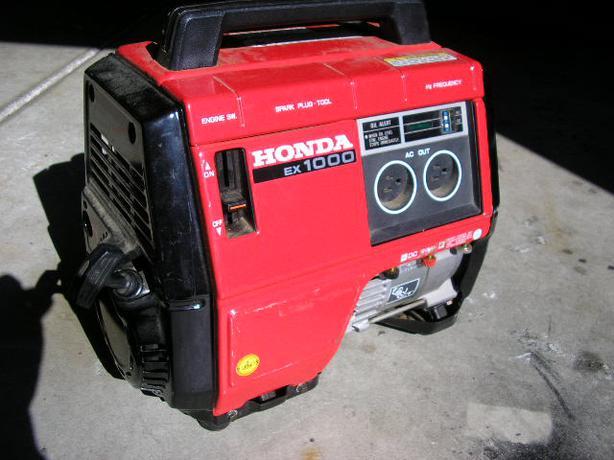 Honda Ex1000 Power Generator North Regina Regina