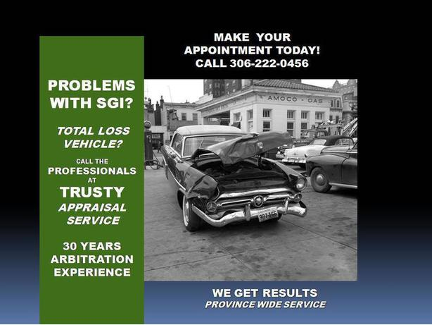 VEHICLE APPRAISAL & INSURANCE ARBITRATION SERVICE