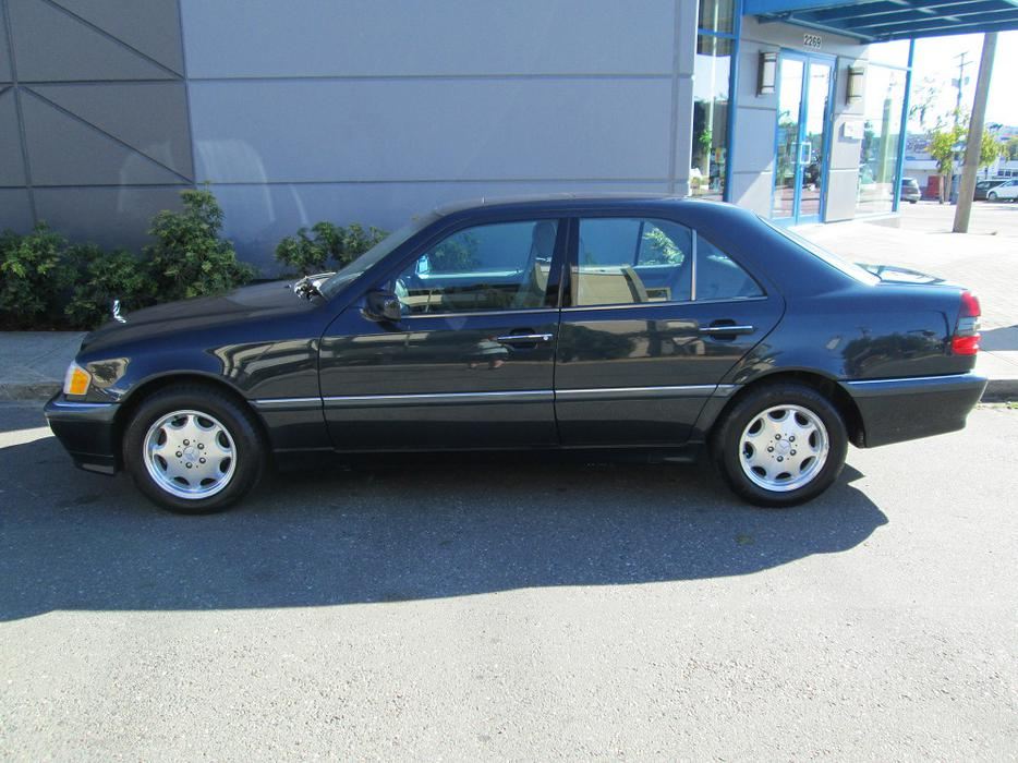 1999 Mercedes C280 No Accidents Victoria City Victoria