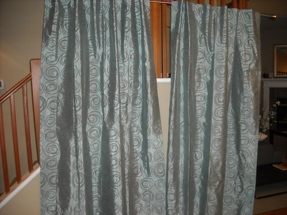 Set Of 2 Brand New Curtains Saanich Victoria Mobile