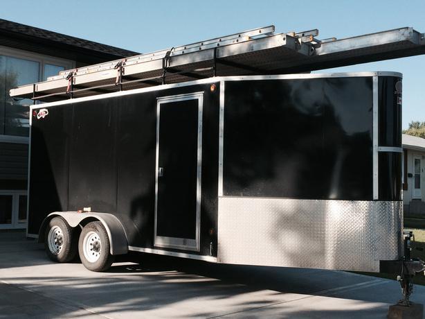 Trailer Amp Siding Equipment For Sale West Regina Regina