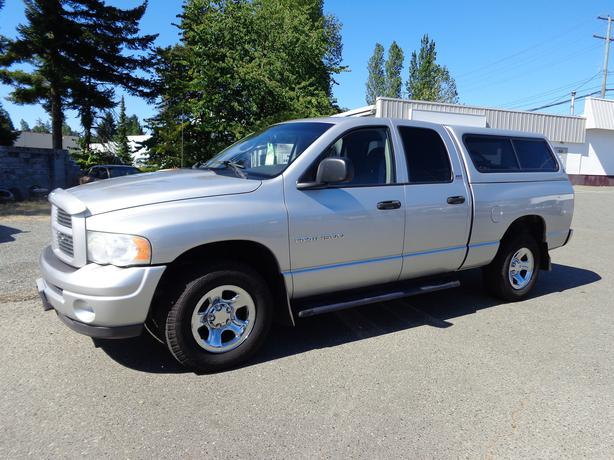 2002 dodge ram 1500 4x4 quadcab sport outside victoria victoria. Black Bedroom Furniture Sets. Home Design Ideas