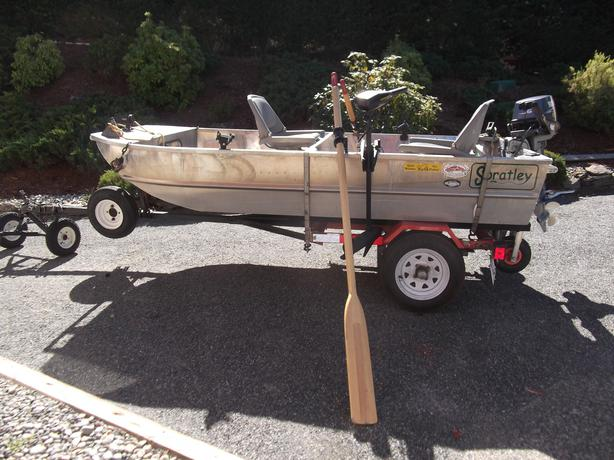 Fly Fishing Boat 10 Foot Flat Bottom