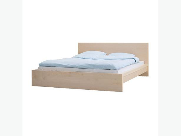 ikea malm queen size bed with pillow top sealy queen size mattress
