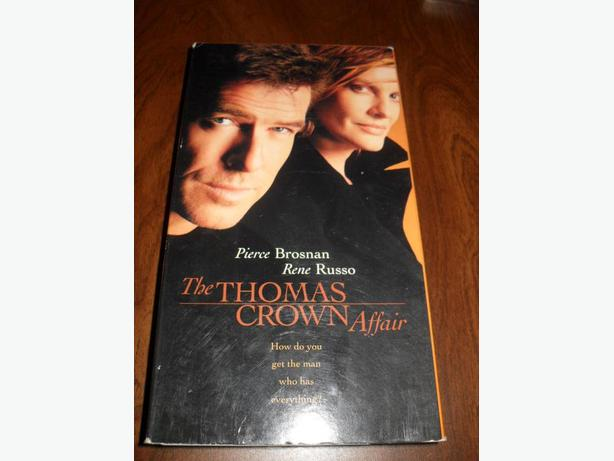 The Thomas Crown Affair staring Pierce Brosnan and Rene Russo