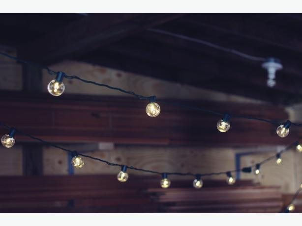 Globe String Lights Rentals : Globe String Lights For Rent Victoria City, Victoria