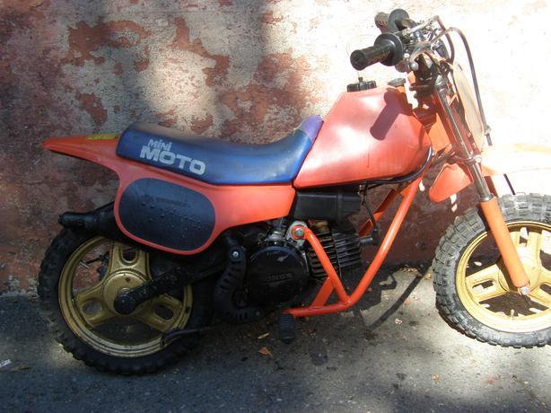 50 Mini Bike Honda qr 50 Mini Moto x Bike
