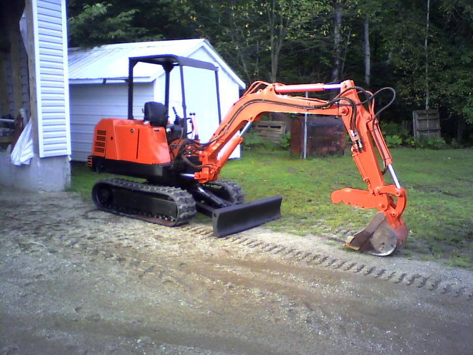 Excavator Pel Job Eb 22 Volvo 1991 Excellent Condition