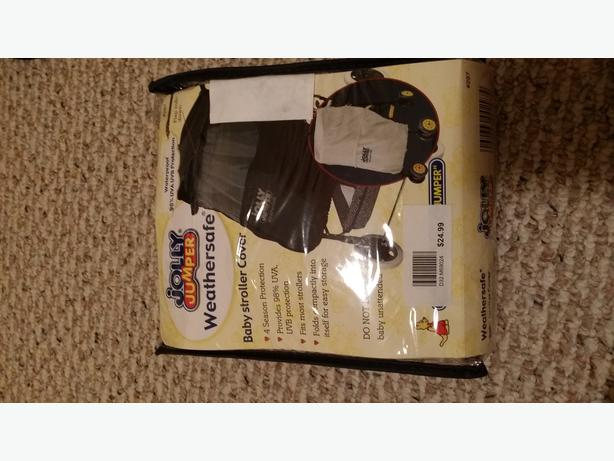 Baby Stroller Weathersafe Cover