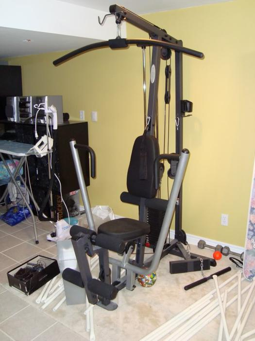 Body solid g s home gym for sale sault ste marie