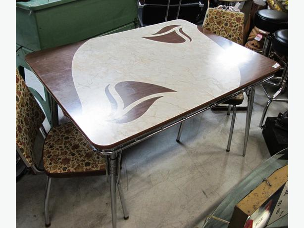 reduced   1970 u0027s arborite kitchen table  186973 1  reduced   1970 u0026 39 s arborite kitchen table  186973 1  victoria      rh   usedvictoria com
