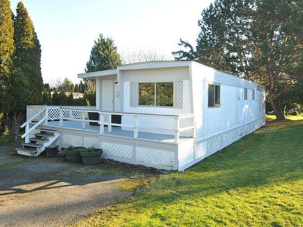 reduced mobile home for sale sooke bc victoria city