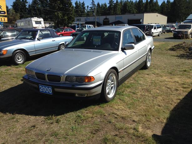 ON SALE ! 2000 BMW 740I