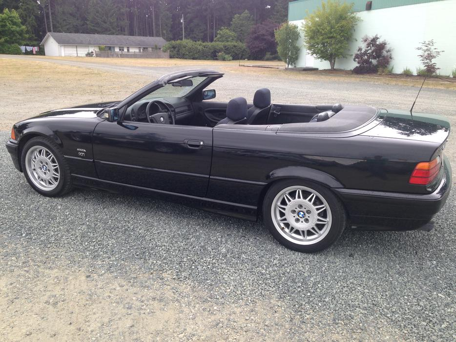 1996 Bmw 328i Convertible Outside Victoria Victoria