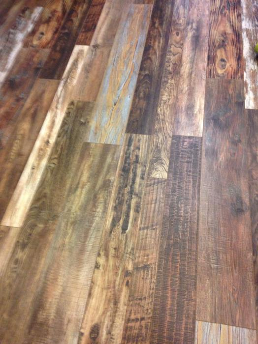 Premium Armstrong Woodland Reclaim Laminate Flooring Rural