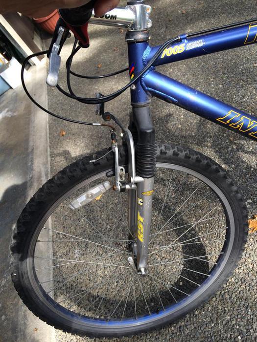 Infinity Incline 7005 Mountain Bike Saanich Victoria