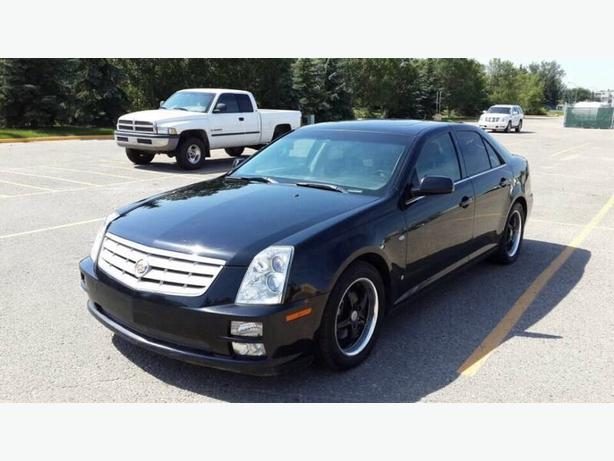 2007 cadillac sts for sale south regina regina. Black Bedroom Furniture Sets. Home Design Ideas