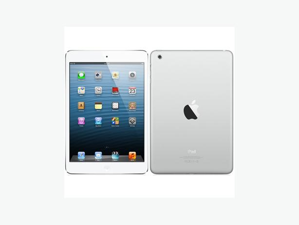 32gb ipad mini retina lte silver central ottawa inside. Black Bedroom Furniture Sets. Home Design Ideas