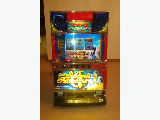 Sinbad Adventure Slot Machine
