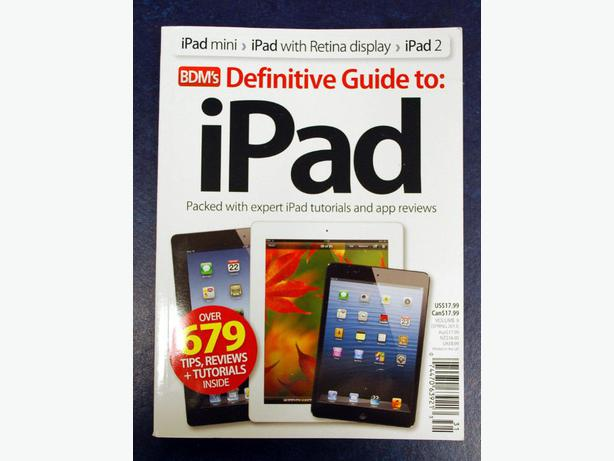 The Definitive Guide for Using the iPad Mini