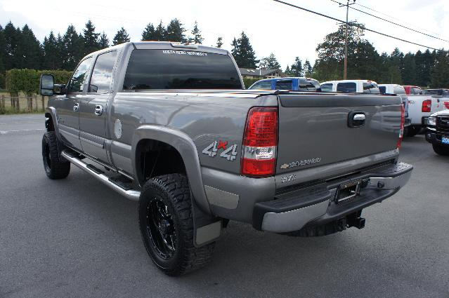 Chevrolet Silverado 2500hd Gatineau >> 2007 CHEVROLET SILVERADO 2500HD LIFTED LT DURAMAX TURBO ...