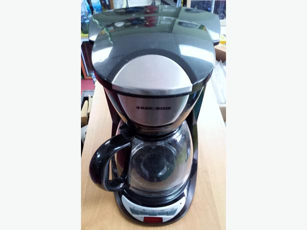 Black & Decker 12 Cup coffee maker Victoria City, Victoria