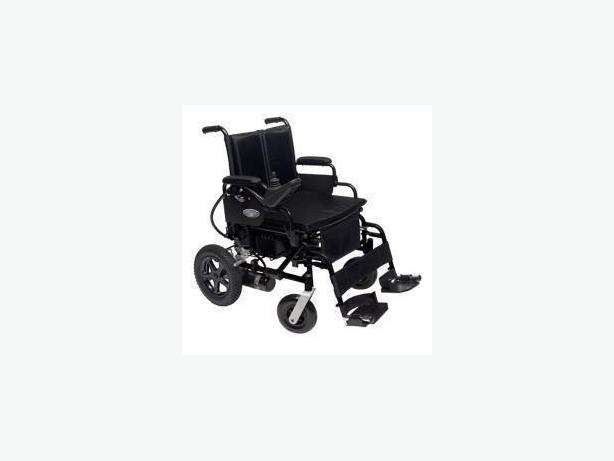 electric powered fold-able wheelchairs