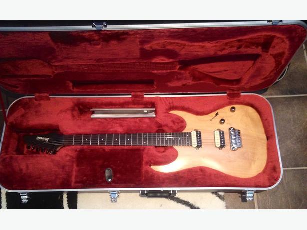 Ibanez prestige rga121 team j craft fixed bridge guitar for Ibanez prestige team j craft