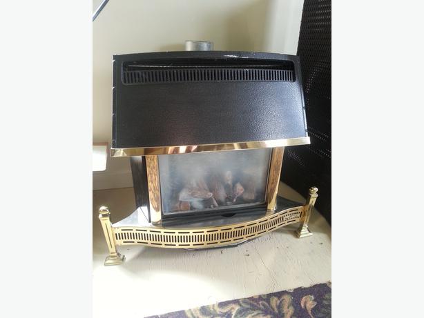 Valor Home Flame Super Gas Fireplace With New Igniter Qualicum Nanaimo