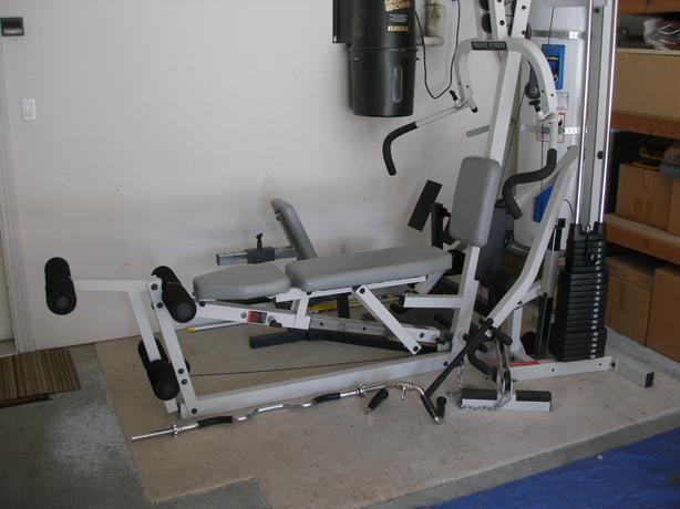 pacific weight machine