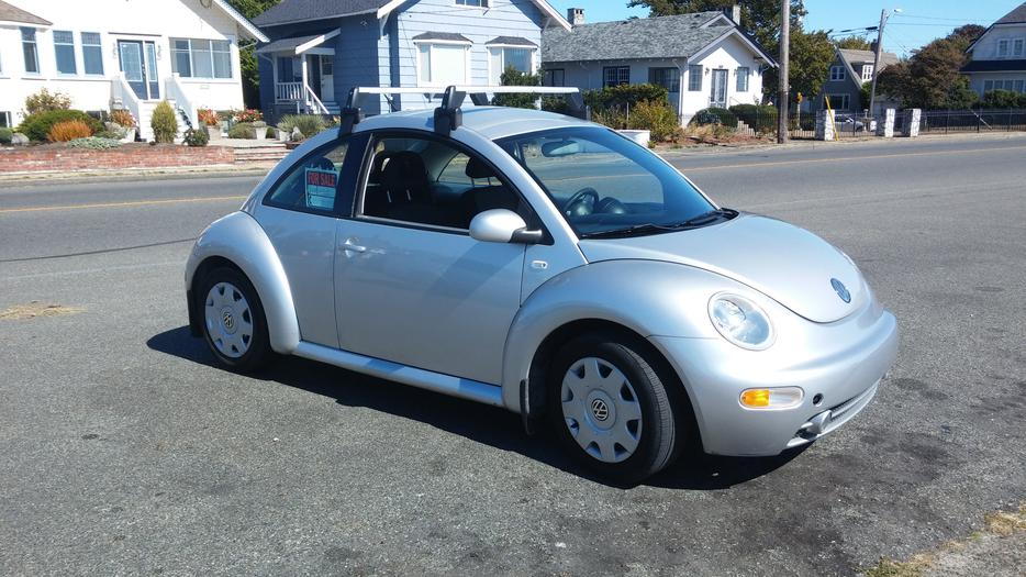West Houston Vw >> 2001 VW Beetle Only 70,000 km Victoria City, Victoria - MOBILE
