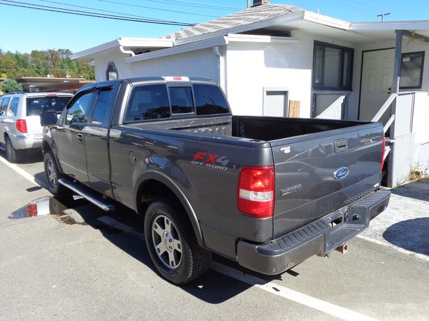 2005 ford f150 4x4 extracab fx4 off road central nanaimo nanaimo mobile. Black Bedroom Furniture Sets. Home Design Ideas