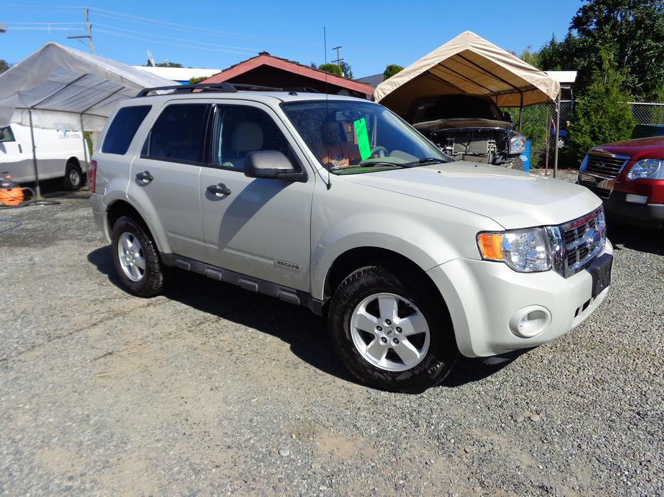 2008 Ford Escape 4x4 148 Kms Central Nanaimo Nanaimo