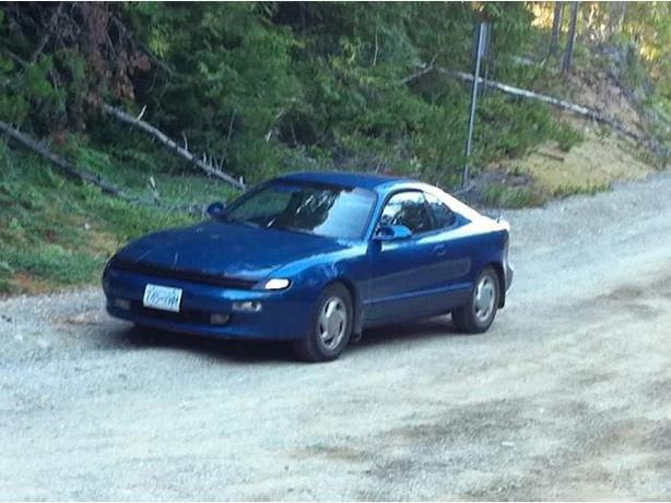 1991 Toyota Celica Gt Trade For Car Hauler Parksville Nanaimo
