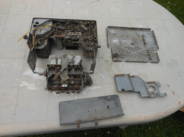 Radio 1950 Radio Parts For 1949-1950 Ford