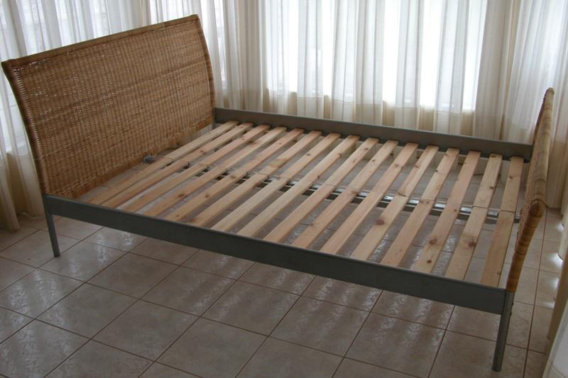Obo Queen Ikea Raw Wicker Bed Frame Victoria City Victoria
