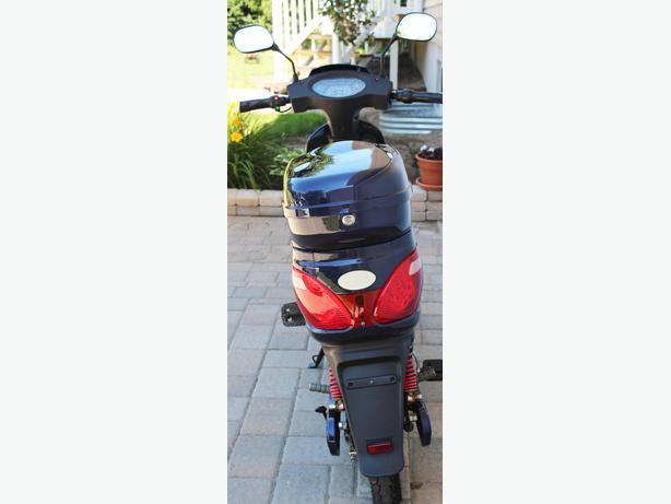 green machine scooter