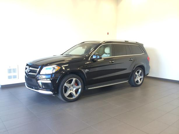 2014 mercedes benz gl63 amg outside metro vancouver vancouver for Mercedes benz gl63