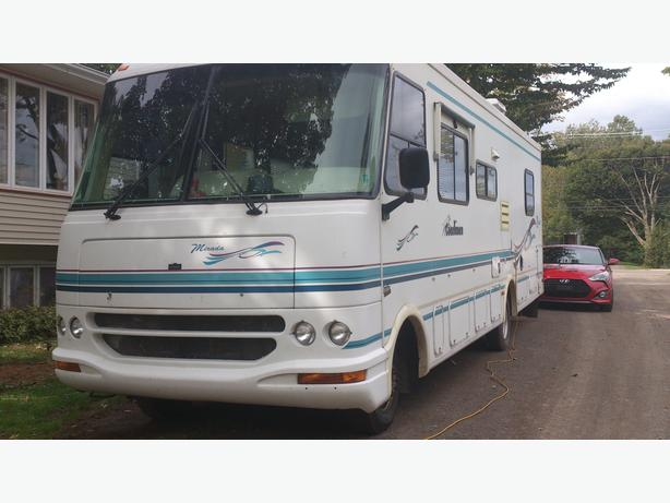 For Sale 1998 Coachman Mirada Rv Prince County Pei