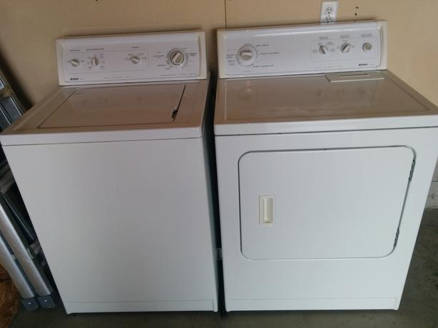 Washer And Dryers Sears Kenmore Washer And Dryer