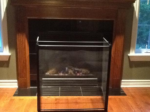 Gas Fireplace Inserts West Island Montreal