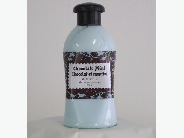 Chocolate Mint Body Lotion