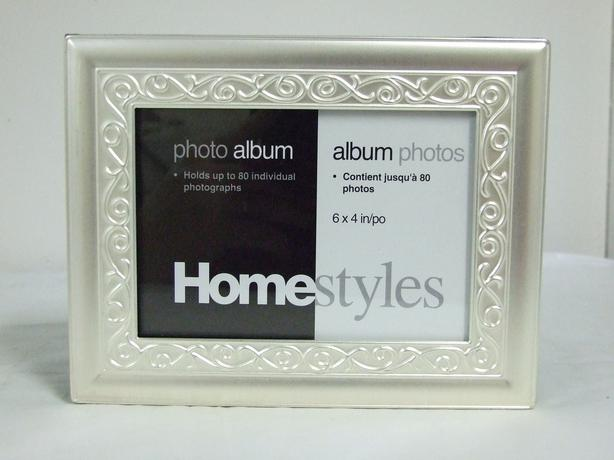 Picture framed album Book Style