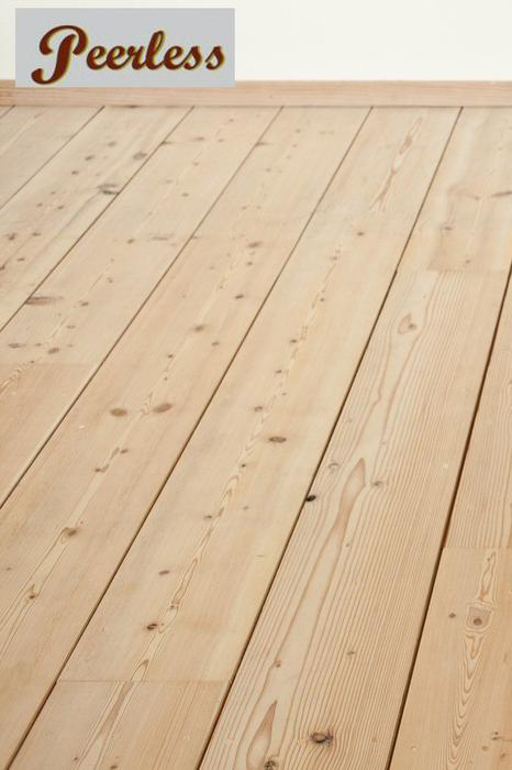 Fir Wide Plank And Texture Finish Flooring Outside Comox