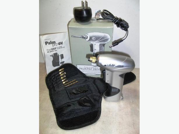 New Palmpro 6 Volt Drill/Screwdriver