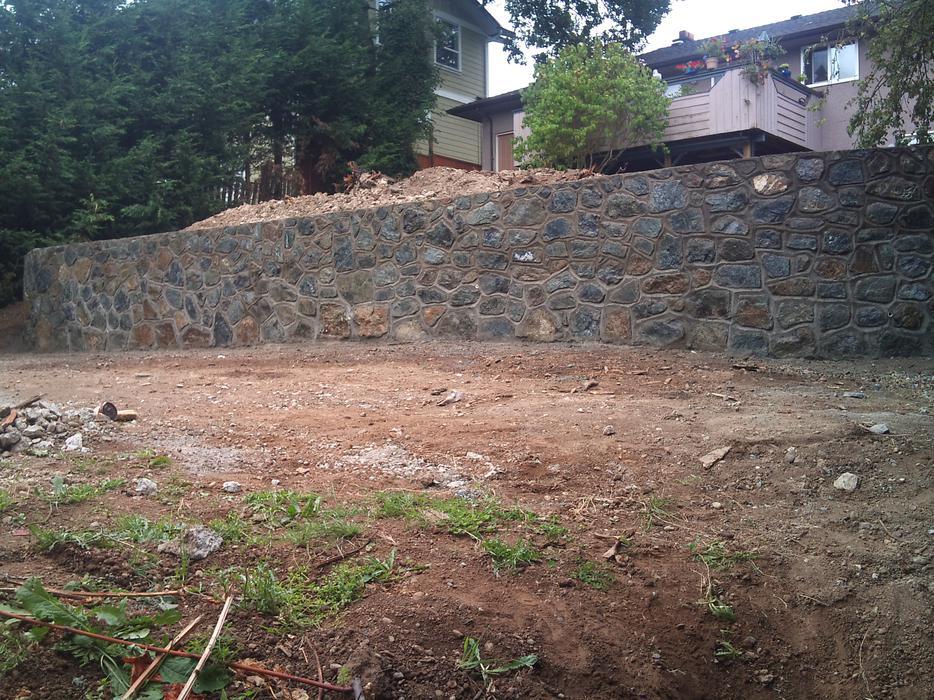 Island custom masonry free estimates victoria city for Landscaping rocks victoria bc
