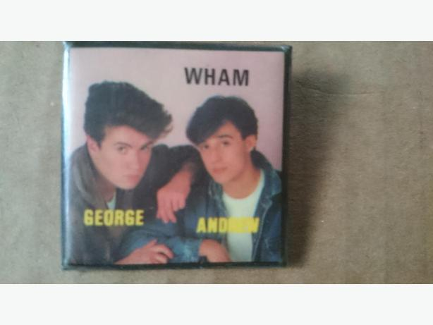 1980's WHAM button
