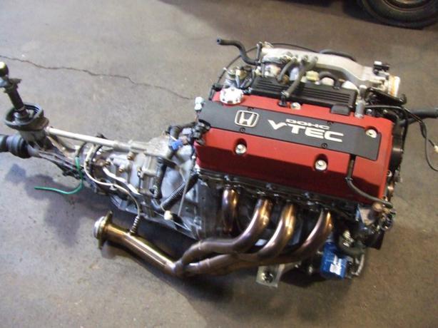 Jdm F20c Ap1 Honda S2000 Engine Mt 6 Speed Transmission