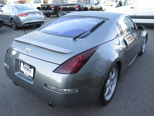 2003 Nissan 350z Performance W Leather Interior Amp Power