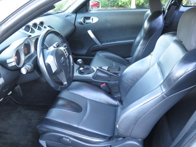 2003 Nissan 350z Performance W Leather Interior Power